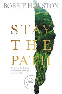 Bobbie Houston's latest book 'Stay the Path'