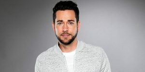 Zachary Levi Talks About Voicing Jesus' Dad and Being Cast as Shazam!
