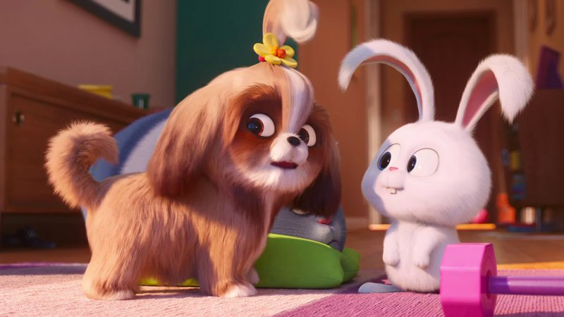 Kevin Hart and Tiffany Haddish Stoush it Out in Secret Life of Pets 2